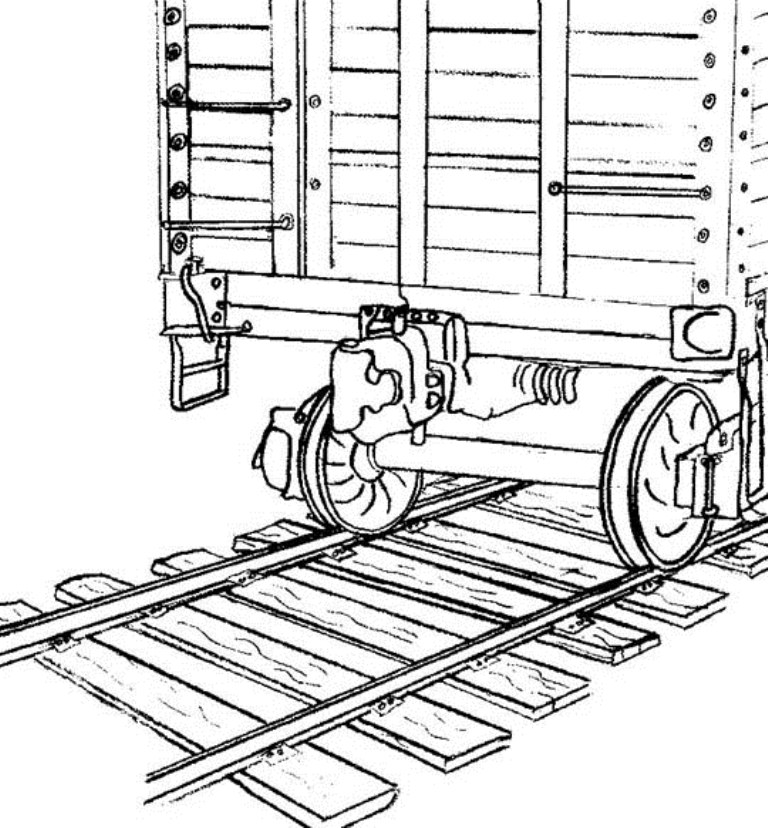 Train Boxcar Coloring Pages Coloring Coloring Pages